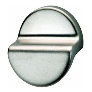 Hafele: Handle: Zinc: Nickel Matt: M4: Center To Center 32mm
