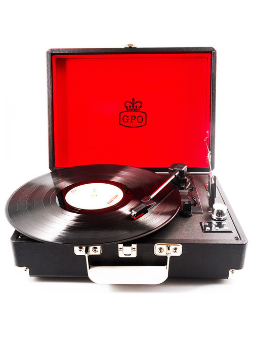 Superb Retro Turntables / Record Players