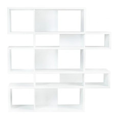 London Display Unit, Matt White, Medium