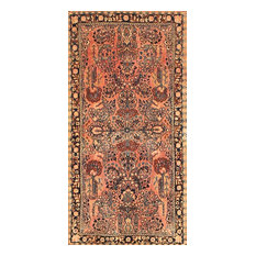 "Traditional 4789 Area Rug, 5'0""x7'0"""