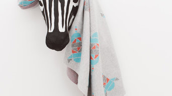 Dot &  Tom Icon Collection - rocket blanket