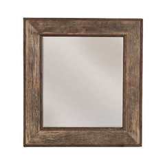 Merveilleux Featured Reviews Of Rustic Bathroom Mirrors