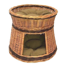 2-Tier Cat House Basket