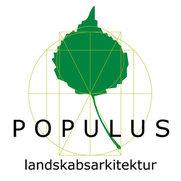 Populus landskabsarkitekturs billede