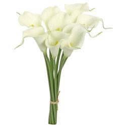 Contemporary Artificial Flower Arrangements by Silk Flower Depot