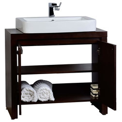 Great Modern Bathroom Vanities And Sink Consoles by ConceptBaths