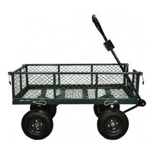 Selections 4 Wheel Garden Trolley