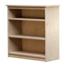 Lexington Bookcase, 12x30x30, Unfinished