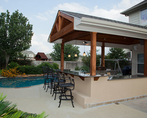 Save. Outdoor Kitchen And Patio Cover In Katy, TX