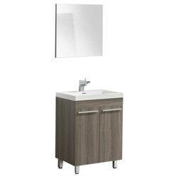 Modern Bathroom Vanities And Sink Consoles by Aquamoon