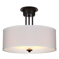Most popular oil rubbed bronze flush mount ceiling lights for 2018 hardware house electrical lexington semi flush light flush mount ceiling lighting aloadofball