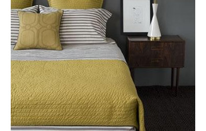 Mustard Yellow Offers a Fresh Taste for Rooms