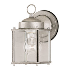 Westinghouse Silver Outdoor Wall Sconce