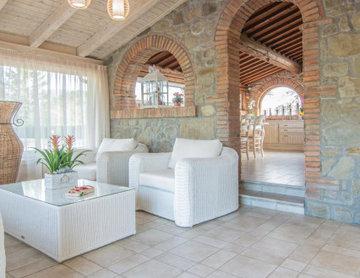 Cascina Toscana - ampliamento, ristrutturazione e interior design