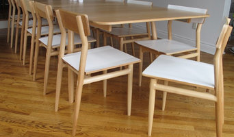 Arlo Dining Chair & Lars Dining Table