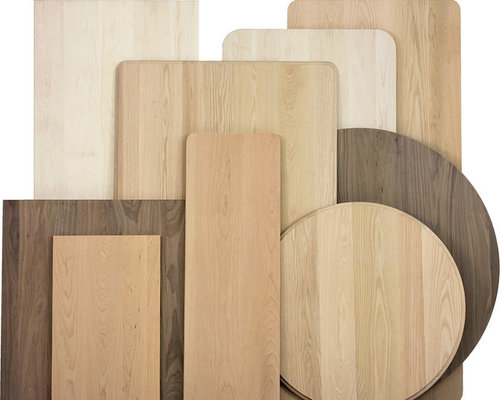 . Custom Wood Tabletops