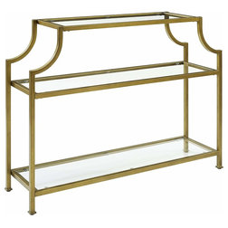 Contemporary Console Tables by Crosley