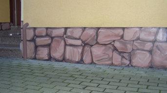 Wandmalerei, Illusion, Graffitischutz