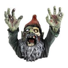 Zombie Gnombie Statue