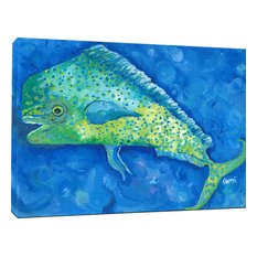 "Mahi Mahi Canvas Art, 30""x40"""