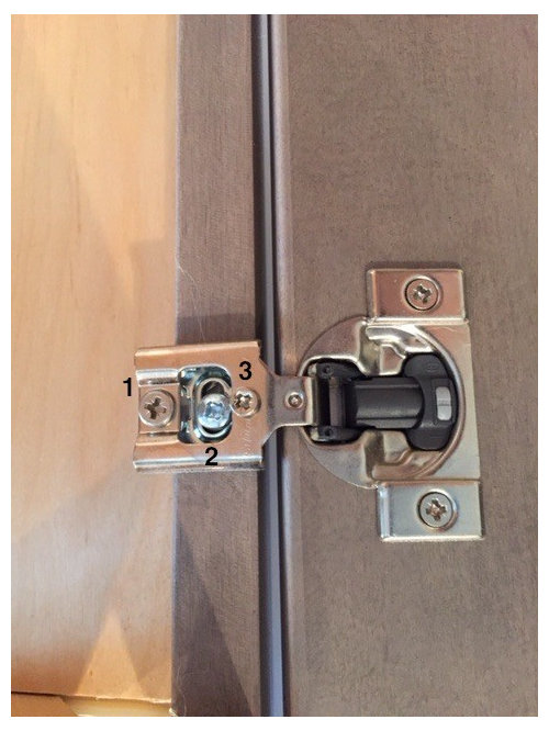 Soft Close Hinges 3 16 Quot Gap Adjustment