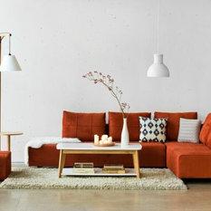 Homesense Floor Lamps: Usk Combined Floor Lamp & Table - Floor Lamps,Lighting