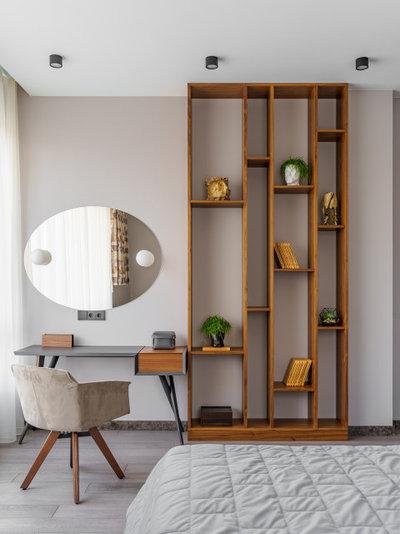 Современный Спальня by Дизайн студия Нечаев и Сенчугов