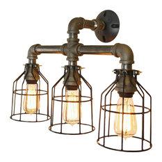 Farmhouse Vanity Light