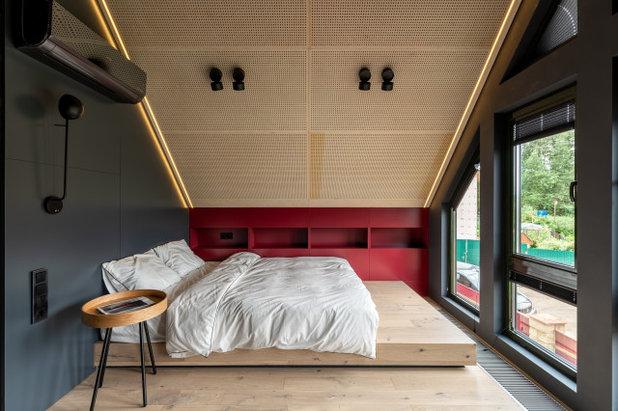 Современный Спальня by Dorian