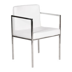 Glen Dining Chairs, Set of 2, White