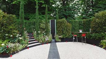 """Jardin des Champagnes Brimoncourt"""" Que la fête commence!"""""""