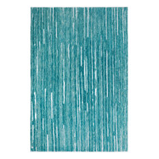 """Dalyn Vibes Accent Rug, Teal, 5'x7'6"""""""