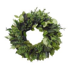 Irish Forest Wreath