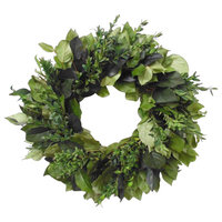 Irish Forest Wreath