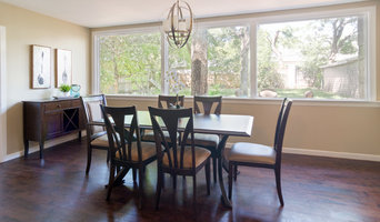 Transitional Staging in the Crestwood area in Ft. Worth