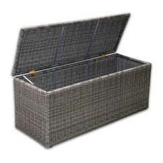 Signature Outdoor Storage Chest, Palisades Gray