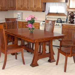 Dining Room Tables 3 Photos Ideabooks For Mary Janes Solid Oak Furniture