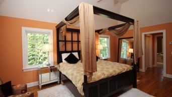 Primary Bedroom Staging