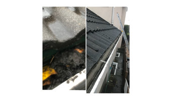 Gutter Cleaning that we have done