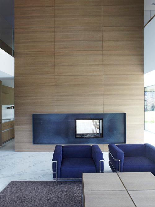 Wohnzimmer mit marmorboden ideen design houzz - Marmorboden wohnzimmer ...