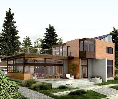 Modern Rendering Coates Design