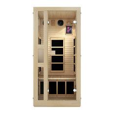 Ensi 1 Person Zero-EMF Far Infrared Sauna