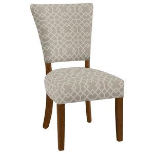 Modern Hekman Woodmark Charlotte Dining Chair