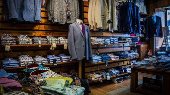 Revue Clothing Virtual Showroom