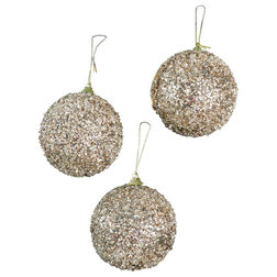 Contemporary Christmas Ornaments by Melody Maison