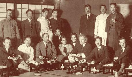 Wie Frank Lloyd Wright die moderne japanische Architektur inspirierte