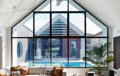 Sun Worshipper: A Captivating Home Made to Maximise Winter Light