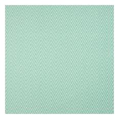 Rebel Wave Pattern Upholstery Fabric, Light Blue