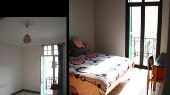 Rénovation d'un appartement à Perpignan