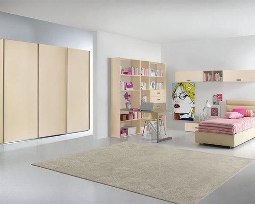 Italian Kids Bedroom Design VV G008   Valentini Furniture Store, Brooklyn NY    Kids Bedroom